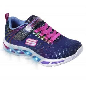 Sneakers Skechers Litebeams Gleam N Dream
