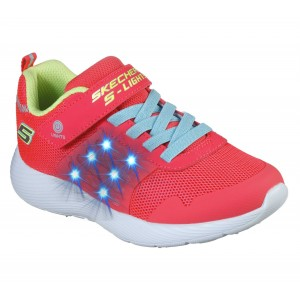 Sneakers Skechers Dyna Lights Coral
