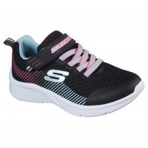 Sneakers Skechers Microspec Black