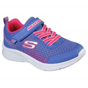 Sneakers Skechers Microspec Blue