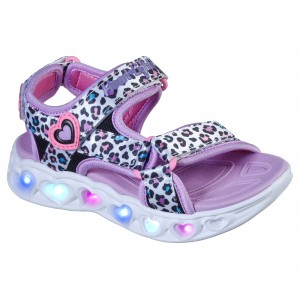 Sandalele Skechers Heart Lights Savvy Cat