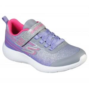 Sneakers Skechers Dyna Lite Shimmer Streaks Grey Sparkle