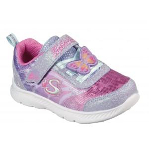 Sneakers Skechers Comfy Flex Lil Flutters Lavander