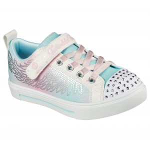 Sneakers Skechers Twinkle Sparks Winged Magic White