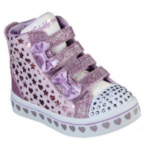 Sneakers Skechers Twi-Lites Heather & Shine Lavander