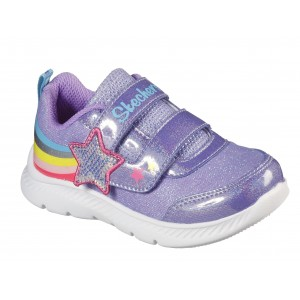 Sneakers Skechers 302711N Comfy Flex 2.0. Starry Skies Lavander