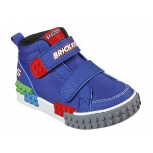 Ghete Skechers 402224N Kool Bricks Blue
