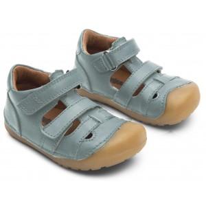 Sandale Bundgaard BG202066 Petit Sandal Jeans Mint