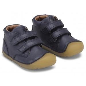 Pantofi Bundgaard BG101068 Petit Velcro Night Sky WS