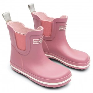 Cizme de ploaie Bundgaard bg401022 Short Classic Rubber Boot Old Rose