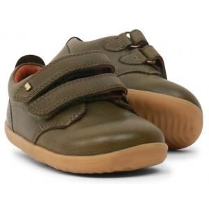 Pantofi Bobux Classic Port Olive S