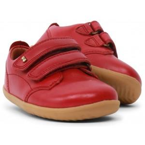 Pantofi Bobux Classic Port Rio Red