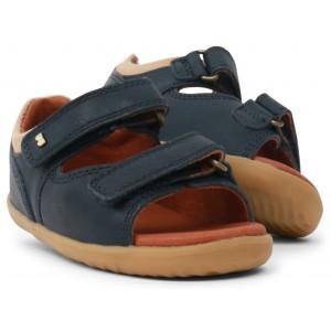 Sandale Bobux Classic Driftwood Navy