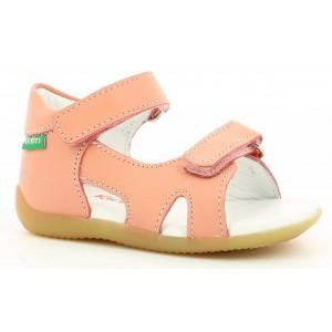 Sandale Kickers Binsia 2 Rose Clair