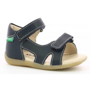 Sandale Kickers Binsia 2 Marine Fonce