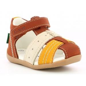 Sandale Kickers Bigbazar 2 Camel