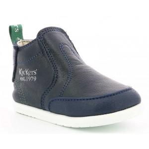 Pantofi Kickers Kicksavaho Marine
