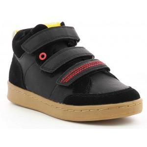 Pantofi Kickers Bilbon Velc Noir