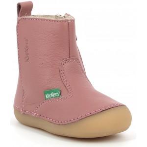 Cizme Kickers Socool Antique Pink
