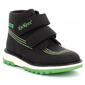Ghete Kickers Kickfun Black Green