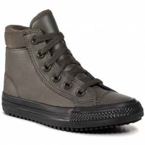 Ghete Converse 668923C 1890 Leather Carbon