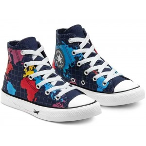 Sneakers Converse 668455C 1390 Canvas Obsidian
