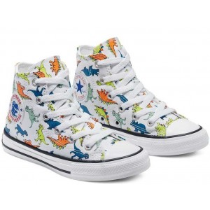 Sneakers Converse Dinoverse Chuck Taylor All Star 669671C 1390 Canvas