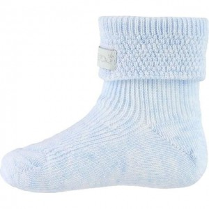 Sosete bumbac MP Denmark Pique Baby Light Blue