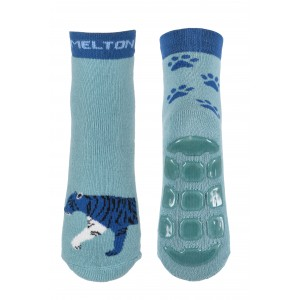 Sosete papuci din bumbac Melton Terrysock Miles Artic