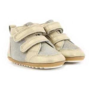 Sneakers Robeez Miro Bronze