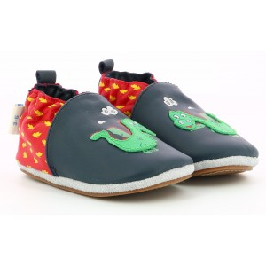 Pantofi Robeez Hot Dragon