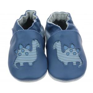 Pantofi Robeez Diflyno Bleu Fonce Gris