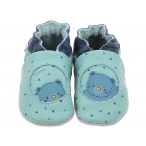 Pantofi Robeez Hiding Place Bleu Clair