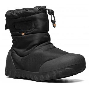 Cizme de zăpadă Bogs 72760K-001 B-Moc Snow Solid Black