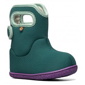 Cizme de zăpadă Bogs 72743I-448 Baby Bogs Solid Teal Multi