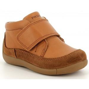 Pantofi Primigi 7369022 Nap Foul Scamos Cognac Cuoio