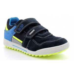 Sneakers Primigi 7388000 Navy Light Blue GoreTex