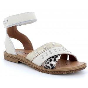 Sandale Primigi 7394100 V Veg T Par SL Perl Bco Ne Pla