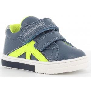 Pantofi Primigi 7402411 Fiore Bottalato Azzurro