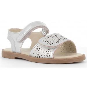 Sandale Primigi 7420122 Lamin Pu Furato Argento
