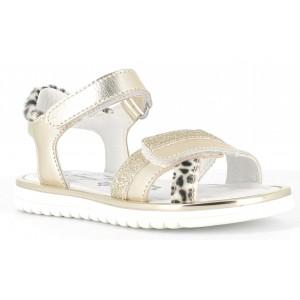 Sandale Primigi 7430622 Platinum White
