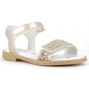 Sandale Primigi 7432511 Si Veg Metal Platino