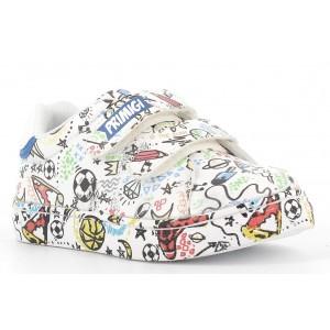 Sneakers Primigi 7448111 White Multicolor