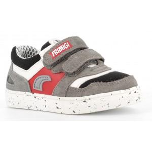 Sneakers Primigi 7448411 Grey White Red