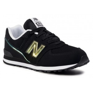 Sneakers New Balance GC574MTK Black