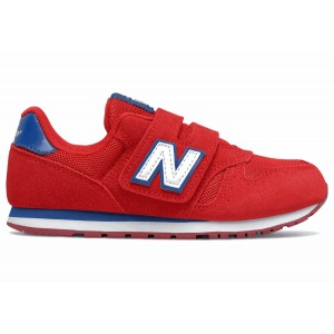 Sneakers New Balance YV373SRW Red