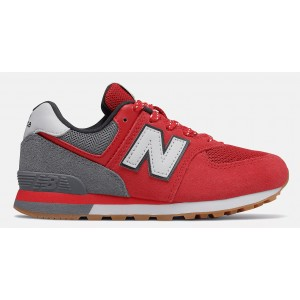 Sneakers New Balance PC574ATG Red