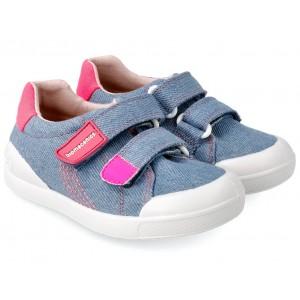 Sneakers Biomecanics 212229 A Jeans Pique