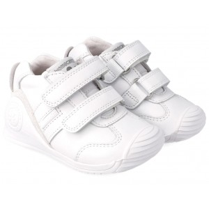 Sneakers Biomecanics 151157 E2 Blanco Super Soft