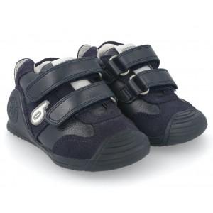 Sneakers Biomecanics 191165 A2 Azul Marino Sauvage